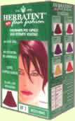 New Herbatint Flash Hair Color