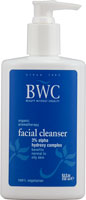 FACIAL CLEANSER,3% AHA 8.5 OZ