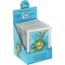 FRENCH GREEN CLAY PACKET  1 OZ