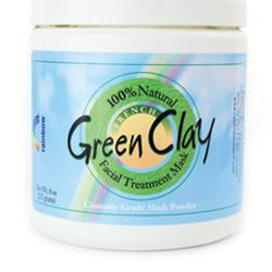 FRENCH GREEN CLAY 8 OZ