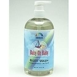 BABY BODY WASH SCENTED  16 OZ