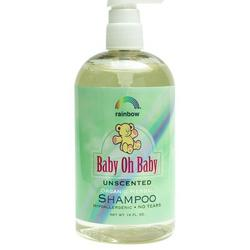 BABY SHAMPOO UNSCENTED  16 OZ
