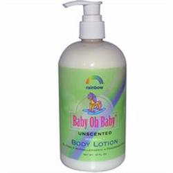 BABY LOTION UNSCENTED  16 OZ