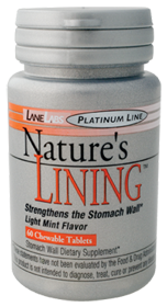 NATURE'S LINING 60 TAB