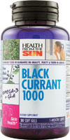 BLACK CURRNT 1000MG 30