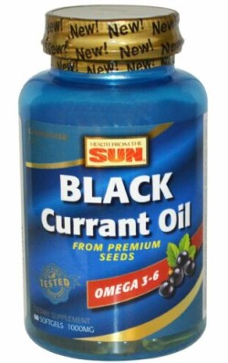 BLACK CURRANT 1000MG 60
