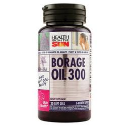 BORAGE OIL 300 CAPS 30