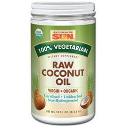 ORGANIC RAW COCONUT OIL  32 OZ