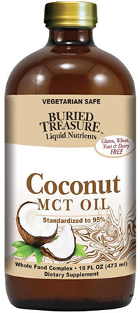 COCONUT OIL MCT  16 OZ