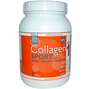 COLLAGEN SPORT WHEY ISO PROTEIN CHOCOLATE  2.97 LB