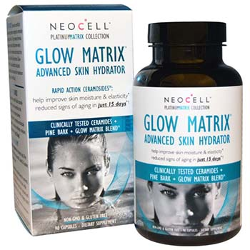 GLOW MATRIX ADVANCED SKIN HYDRATOR  90 CAPSULE