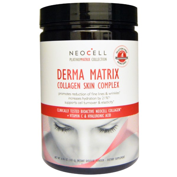 DERMA MATRIX COLLAGEN SKIN COMPLEX  6.46 OZ