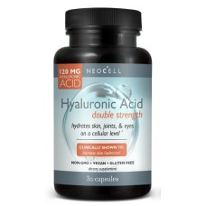 HYALURONIC ACID DOUBLE STRENGTH  30 CAPSULE