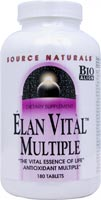 ELAN VITAL MULTIPLE 180 TABS