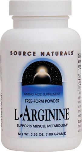 L-ARGININE POWDER 100 GM