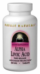 ALPHA-LIPOIC ACID 100 MG 60 TABS