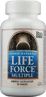 LIFE FORCE MULTIPLE 90 TABS