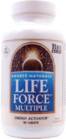 LIFE FORCE MULTIPLE-NO IRON 90 TABS