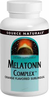 MELATONIN COMPLEX™ ORANGE  50 LOZENGE