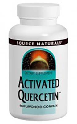 ACTIVATED QUERCETIN 100 TABS
