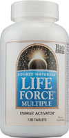 LIFE FORCE MULTIPLE 120 TABS
