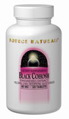 BLACK COHOSH EXTRACT 60 TABS
