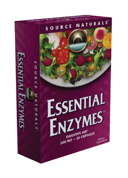 ESSENTIAL ENZYMES 500 MG 240 CAPS