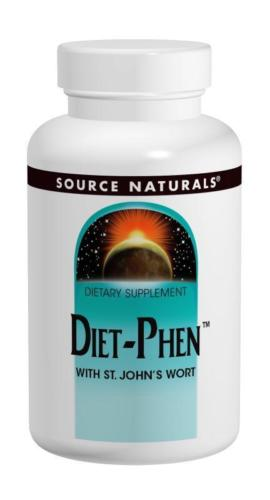 DIET-PHEN CLASSIC WITH ST. JOHN'S WORT 90 TABS