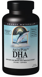 ARCTICPURE DHA OMEGA 3 (STRAWBERRY) 120 SG