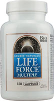 LIFE FORCE CAPSULES 120 CAPS