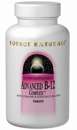 ADVANCED B-12 COMPLEX 60 TABS