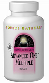 ADVANCED-ONE NO IRON MULTIPLE 60 TABS