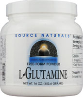 L-GLUTAMINE POWDER 1 LB