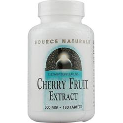 CHERRY FRUIT EXTRACT 500 MG 90 TABS