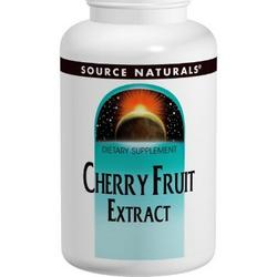 CHERRY FRUIT EXTRACT 500 MG 180 TABS