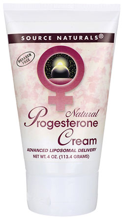 PROGESTERONE CREAM TUBE LIPOSOMAL DELIVERY  4 CREAM