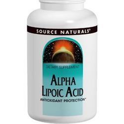 ALPHA LIPOIC ACID 100 MG 30 CAPSULES