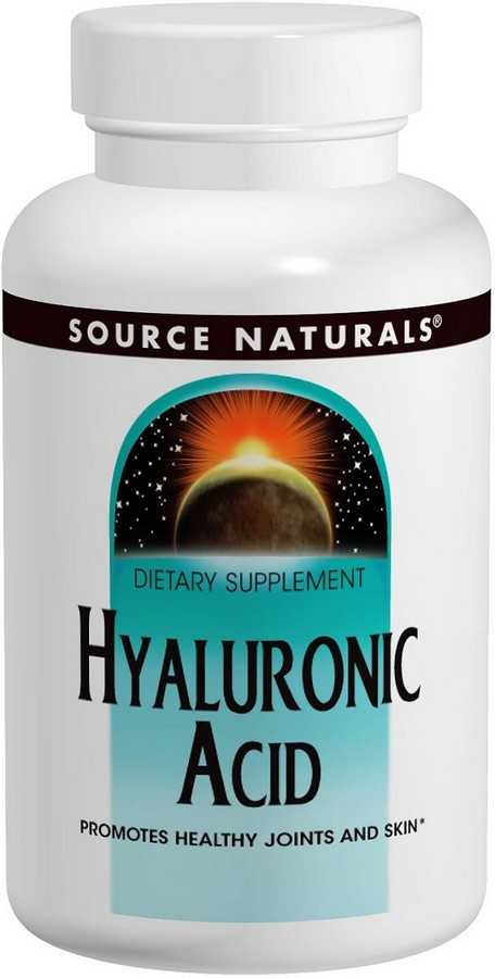 HYALURONIC ACID 50MG 60 TABS