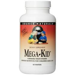 MEGA-KID™ MULTIPLE CHEWABLE  60 WAFER