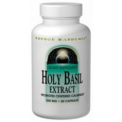 HOLY BASIL EXTRACT 450MG 60 CAPS