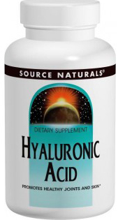HYALURONIC ACID 100MG 30 TABS
