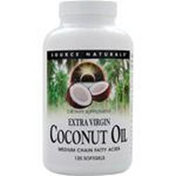 EXTRA VIRGIN COCONUT OIL SOFTGEL 120 SOFTGELS