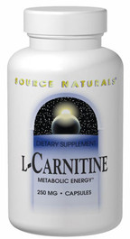 L-CARNITINE FUMERATE 250MG 60 CAPS