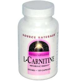 L-CARNITINE FUMERATE 250MG 120 CAPS