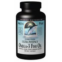 ARCTICPURE OMEGA-3 FISH OIL ULTRA POTENCY 850MG ENTERIC-COATED  30 SOFTGEL