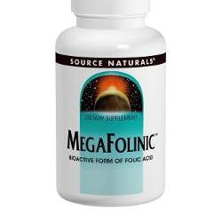 MEGAFOLINIC™ BIOAVAILABLE FOLIC ACID 800MCG  60 TABLET