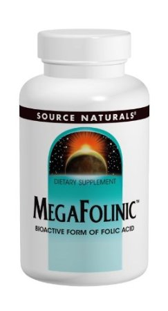 MEGAFOLINIC™ BIOAVAILABLE FOLIC ACID 800MCG  120 TABLET