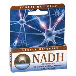 NADH 5MG CO-E1 ENTERIC COATED BLISTER PACK/BOX 30