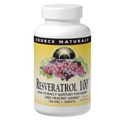 RESVERATROL 100™ 50% STANDARDIZED EXTRACT  30 CAPVEGI