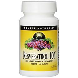 RESVERATROL 100™ 50% STANDARDIZED EXTRACT  60 TABLET